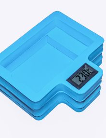 نگهدارنده با محفظه یخ و دماسنج-MCR18